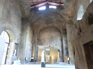 CIMG0353 Baths of Diocletian