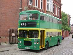 Transit H106 RDC106R High St, Hull attending Big Bus Day 2018 (2) (1280x960) (dearingbuspix) Tags: eyms eastyorkshire preserved goahead 106 bigbusday bigbusday2018 transit h106 rdc106r