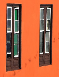 Garachico tenerife window