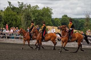 Royal Horse Artillery Ride VII