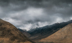 Snow Showers (malhotraXtreme) Tags: leh ladakh himacchal himalayas manali kullu india trip solo pangong nubra valley mountains sony alpha a6000 lens wide landscape nature photography colour astrophotography astro