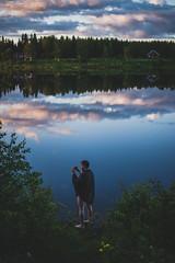 Midsummer18-13 (junestarrr) Tags: summer finland lapland lappi visitlapland visitfinland finnishsummer midsummer yötönyö nightlessnight kemijoki river