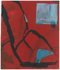 (laurie olson) Tags: abstract analog art collage cutandpaste contemporary laurieolsonart handmade mixedmedia modern markmaking paper p shockofthenew