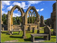 Paseando por Escocia (edomingo) Tags: edomingo olympusomdem5 mzuiko1240 elgin escocia catedral ruinas
