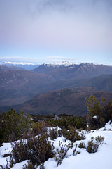 snow day - West Coast Tasmania (dig) (pikeyc) Tags: tasmania westcoasttasmania snow australia mountains winter bushwalking wilderness sonya7r2 canonef50mmf14 landscape