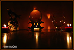 ¿USTED QUIERE HACER UN PACTO CON EL DIABLO? DO YOU WANT TO MAKE A COVENANT WITH THE DEVIL? NEW YORK CITY. (ALBERTO CERVANTES PHOTOGRAPHY) Tags: covenantwiththedevil pactoconeldiablo covenant pacto diablo devil god hell vela velas candle candles demon demonio occult sobrenatural supernatural reflection creative ocultopedia crystalballphotography crystal ball photography crystalclear clear lensball lens glassballimage image water sphereglass sphere glass lensballphotography cemetery skull memorial scary fire flame death beyonddeath smoke evil retrato portrait photoborder luz light color colores colors brightcolors brillo bright history mysterious