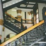 Lowell Massachusetts  - Historic City Hall  - Interior Staircase thumbnail