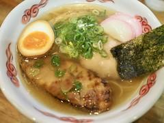 【244杯目/2018】流星麺(しお味)@流星軒(南太田) (backyard822) Tags: food ramen