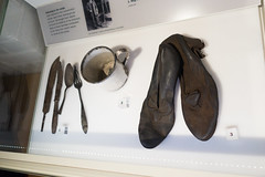 Artifacts from concentration camps (quinet) Tags: 2017 antik england london ancien antique museum musée