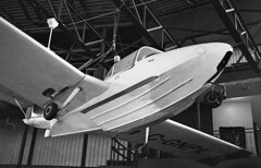 Flying (Crusty Da Klown) Tags: plane film bw monochrome black white bc canada