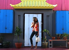 L.A. Fashion Blogger : ARIANA (Prayitno / Thank you for (12 millions +) view) Tags: instagram fashion blogger trend trendy china town chinatown la los angles ca california young beauty beautiful sexy girl fashionable daily casual outfit wear clothing wardrobe outdoor pose posing act acting model photo modeling facade façade