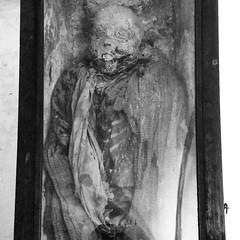B&W Mummy 5 (ky_olsen) Tags: museodeelcarmen cdmx mexicocity mexico mummies blackwhite creepy