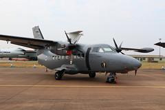 Slovenian Turbolet (joolsgriff) Tags: let l410uvpe turbolet slovenian airforce riat 2018 riat2018 raffairford royalinternationalairtattoo