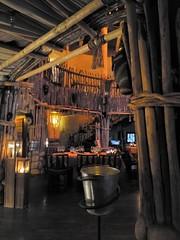 Restaurant Bantu (epargos) Tags: phantasialand vergnügungspark freizeitpark hotelmatamba restaurantbantu restaurant bantu
