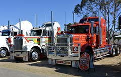 Kenworth (quarterdeck888) Tags: trucks photos truckphotos australiantrucks outbacktrucks workingtrucks primemover class8 overtheroad interstate frosty quarterdeck jerilderietrucks jerilderietruckphotos flickr bdoubles lorry bigrig highwaytrucks interstatetrucks nikon truck kenworth kenworthclassic kk kenworthclassic2018 truckshow truckdisplay workingclasstrucks noprizes wmodel hicks klos klosbros