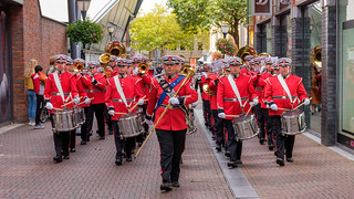 Marching band, Taptoe Delft. [Explored]
