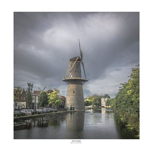 Scraping the Dutch skies