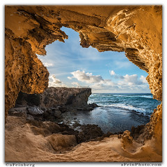 TuckedIn (aFeinPhoto (Aaron Feinberg)) Tags: feinberg kauai hawaii poipu cave sunrise