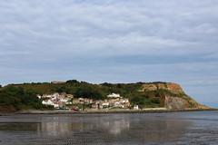 Runswick Bay (Walruscharmer) Tags: sandybeach coastalscene coastalvillage runswickbay northsea clevelandway nationaltrail e2europeanlongdistancefootpath northseatrail englandcoastpath nationalpark northyorkmoors northyorkshire england