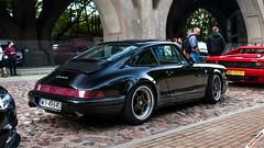 964 Carrera (m.grabovski) Tags: porsche 911 964 youngtimer warsaw warszawa polska poland mgrabovski