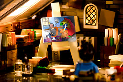 Masterpiece!😅 (legomeee) Tags: legography legomasterpiece legophotography legoattic legomoc legolife legopictures paintings