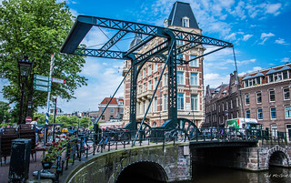 2018 - Amsterdam - Drawbridge - 1 of 2