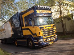 Gebr Van Iterson (NH truck pictures) Tags: scania holland v8