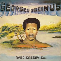Georges Decimus - Avec Kassav' Cie (oopswhoops) Tags: vinyl album french westindies antilles kadance kassav decimus lmproduction