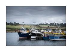 Port de Lanildut (Finistère) (SiouXie's) Tags: couleurs color fujixe2 fuji fujifilm siouxies finistère bretagne lanidult mer ocean littoral sea