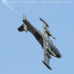 2507 Strikemaster (photozone72) Tags: dunsfold dunsfoldpark wingswheels aviation airshows aircraft airshow canon canon7dmk2 canon100400f4556lii 7dmk2 strikemaster strikedisplay jet classicjet