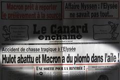 Paris - Île-de-France (Jacques-BILLAUDEL) Tags: europe france îledefrance paris hulot macron nyssen