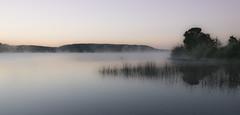 Morning mist on Mazinaw Lake. (jaros 2(Ron)) Tags: mazinawlake nikond800 formatthitechndgrad ontario canada bonechoprovincialpark morning softlight