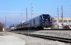 Charge On! (JayLev) Tags: charger amtrak champaign