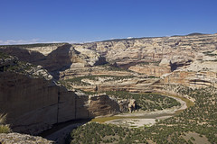 Extreme Meanders (Jeff Mitton) Tags: landscape colorado coloradoplateau yampariver canyon sandstone dinosaurnationalmonument earthnaturelife wondersofnature