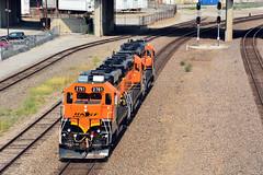 BNSF #2761 (Jim Strain) Tags: jmstrain train railroad railway bnsf kansascity missouri