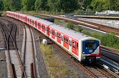P1690178 (Lumixfan68) Tags: eisenbahn züge et baureihe 472 deutsche bahn db hamburger sbahn hamburg