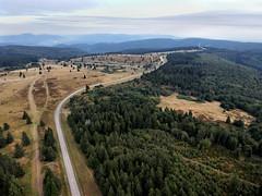 Champ Du Feu (Bas-Rhin, Alsace) au drone (Ma Poupoule) Tags: drone alsace basrhin france paysage landscape forêt sommet montagne mountain