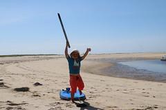 (Cheeseisboss) Tags: summer benjamin chatham beachday beach stick