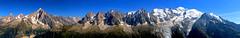 Massif du Mont-Blanc depuis le Brévent (Frantce) Tags: montblanc montagne montagnes neige glacier glace alpes sommet panorama 2018 canon