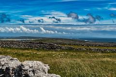 Cloud Cinema (*Capture the Moment*) Tags: 2018 aranisland clouds elemente farbdominanz himmel holiday ireland irland june landscape landschaft landschaften sky sonne sonya6300 sonye18200mmoss sonyilce6300 sun trip wasser water wetter wolken cloudy green grün wolkig