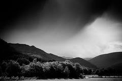 Laggan, Highlands (broadswordcallingdannyboy) Tags: laggan highlands scotland cairngorms wilderness eos7d light canon copyrightleonreillyphotography donotcopy leonreilly eveninglight spey scottishlandscape beautifulscotland mood atmosphere nature mountains hills ben