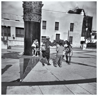 Holga Camera 120-N (Street Photography)