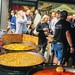 Hot food stall