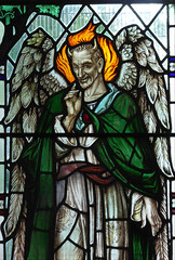 Lucifer, Ashby Parva (Aidan McRae Thomson) Tags: ashbyparva church leicestershire stainedglass window