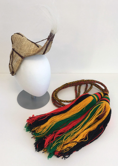 Tribal Hat and Sash