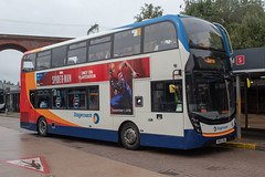 Stagecoach SN65OBL (Mike McNiven) Tags: stagecoach manchester piccadilly stockport reddish hyderoad alexanderdennis enviro400 mmc enviro400mmc