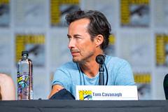 Tom Cavanagh (TheGeekLens) Tags: sdcc sandiegocomiccon 2018 sandiego comiccon celebrity event cw flash theflash tomcavanagh