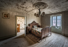 Maison Kirsch, abandoned in Luxembourg