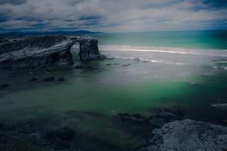 Playa de las Catedrales - Galicia - Spain