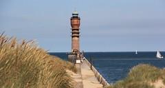 Dunkirk, France (polarseamonster) Tags: brick structure light pier france dunkirk